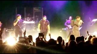 3T live in RAI Theater Amsterdam 16-09-2016 - Water runs dry and Anything