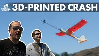 Prototyping a 3D Printed Plane - Video Youtube