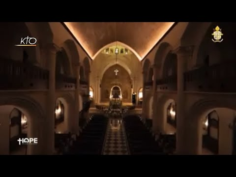 La cathédrale d'Alep enfin reconstruite