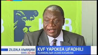 Shirikisho la voliboli yapata ufadhili wa shilingi milioni moja kutoka benki ya KCB | ZILIZALA