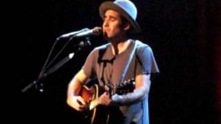 Joshua Radin - Star Mile (Live @ Cologne, 11-10-2009)