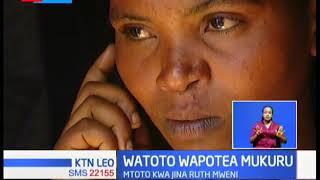 Sakata ya watoto kutoweka katika mtaa wa Mukuru kwa Ruben