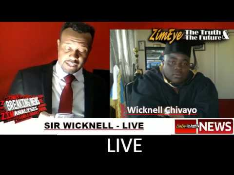 BREAKING NEWS – Wicknell Chivayo Finally Arrested