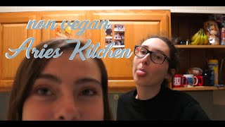 Zoe's Zodiac Kitchen Ep. 4 (non vegan) Aries Kitchen | ZZK