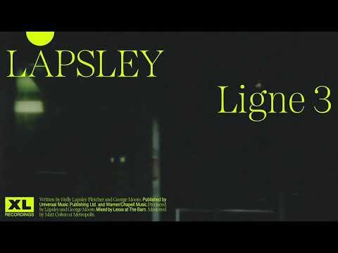 Låpsley - Ligne 3 (Official Audio)