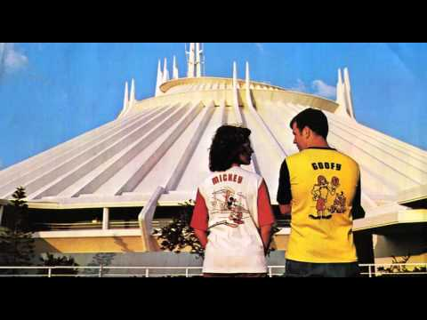 Space Mountain 1984 Soundtrack featuring