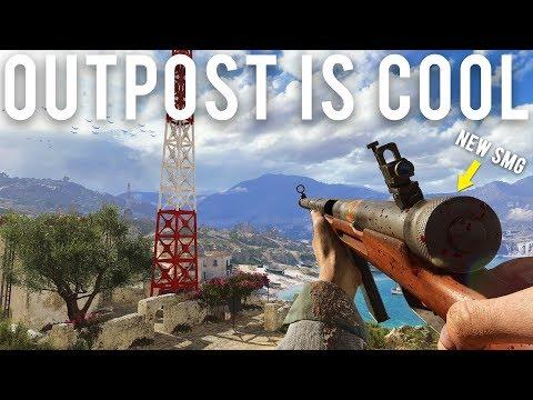 New Battlefield V mode is Interesting - Outpost + New Gun
