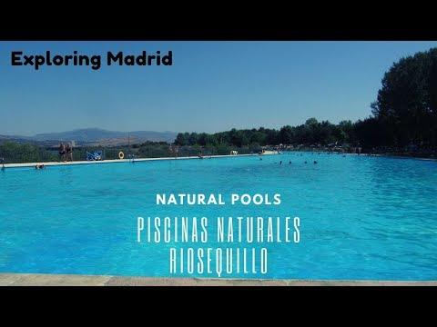 ¿Dónde ir este verano en Madrid? Piscinas Naturales y Embalse de Riosequillo. Buitrago de Lozoya.