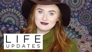 LIFE UPDATES | CRUELTY FREE, MINIMALISM, VEGANISM + MORE