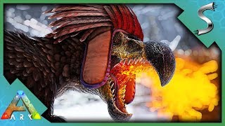 TAMING A DODOREX TO BATTLE AN ICE TITAN! - Ark: Turkey Trial [Cluster E137]