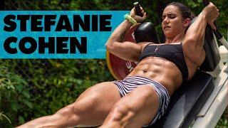 Female Fitness Motivation - Stefanie Cohen Strongest Girl