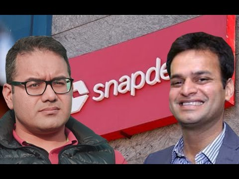 Did Bahl and Bansal earn a fortune from Snapdeal?