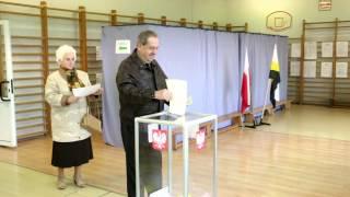 Głosowanie w wyborach samorządowych 2014 w Dukli