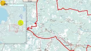 Карта охотника и рыболова тверской области