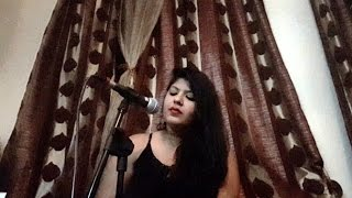 Can't Help Faliing In Love | Live Cover | Maggie   - maggie