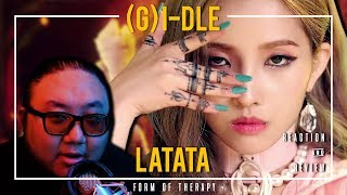 """Producer Reacts to (G)I-DLE """"LATATA"""""""