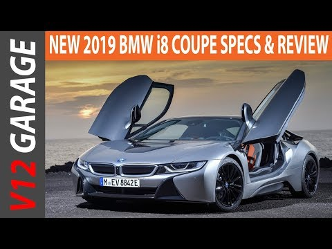 WOW 2019 BMW I8 Coupe Specs Review And Price