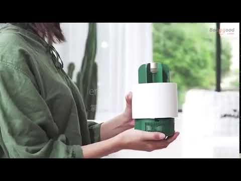, title : 'New Xiaomi Sothing Cactus Mosquito Killer Light Eletric USB UV Light Mosquito Repellent'