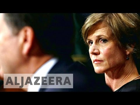 US accused of blocking Sally Yates testimony on Russia