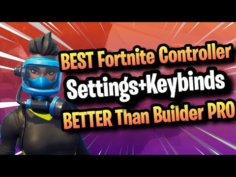 Download *BEST* Controller Settings+Keybinds For PS4/Xbox/PC! NEW