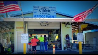 ARIPEKA STONE CRAB COMPANY: FAMILY OWNED AND OPERATED (2021)