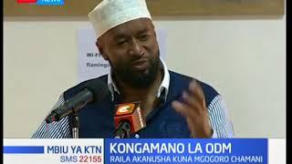 Chama cha ODM chaanda mkutano Mombasa