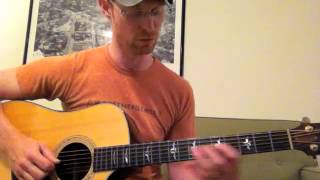 Steven Curtis Chapman - The Walk - 1/5 how to by Marty Keith