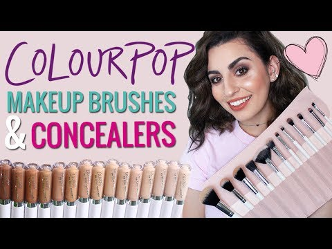 Angled Face Brush by Colourpop #4