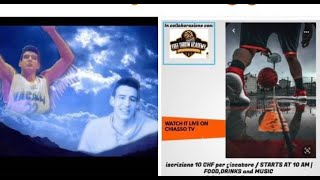 'diretta Torneo 3 VS 3 Basket' episoode image