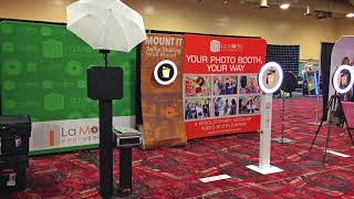 Photo Booth Expo Las Vegas 2019. PBX is the #1 photo booth expo.