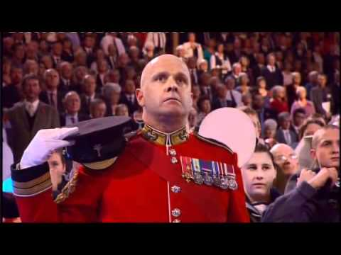 Remembrance 2010 national anthem and 3 cheers for the queen mp3