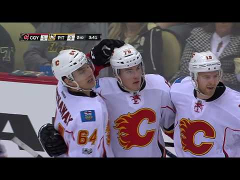Calgary Flames vs Pittsburgh Penguins | February 7, 2017 | Game Highlights | NHL 2016/17