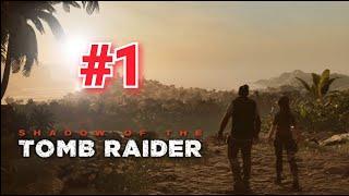 SHADOW OF THE TOMB RAIDER - [Walkthrough Gameplay ITA HD -Parte 1] -L'INIZIO DI UNA NUOVA AVVENTURA!