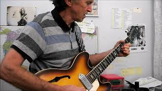 BEATLES  - The Ballad of John and Yoko  -  How to play on guitar  -  Peter S Smith