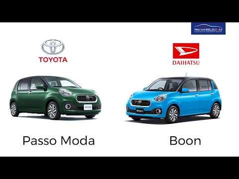 Toyota Passo Moda S | Expert Review