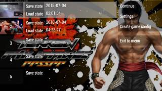 best PPSSPP setting for tekken 6 - Free video search site