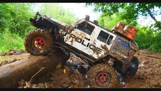 POLICE CAR ACTION, MUD, SPEED, and MORE DRIVE — Police Car mud Off road
