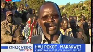 Hali Pokot-Marakwet:Taharuki yatanda eneo la mpakani,nyumba kadhaa zimeteketezwa Pokot