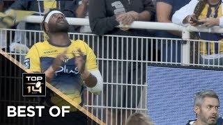 Best of OF essais Josaia Raisuqe – PROD2 – Saison 2018-2019