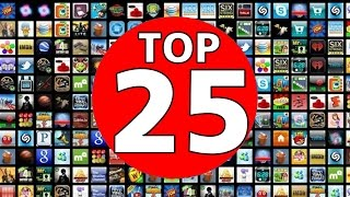 The Top 25 iOS Games (2016)