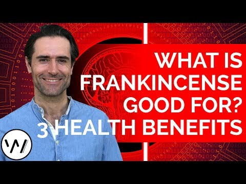 Video What Is Frankincense Good For? 3 Health Benefits
