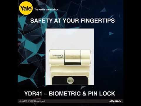 Yale Digital Lock YDR-41