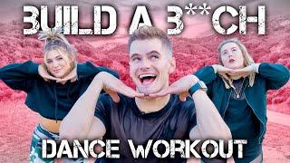 Bella Poarch - Build a B*tch | Caleb Marshall | Dance Workout