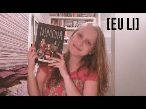 NIMONA | Livros e mais #79