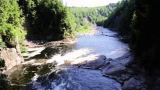 Canyon Ste-Anne, Quebec