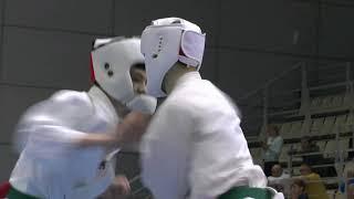 Первенство России по Кекусинкай каратэ 2018