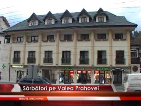 Sarbatori  pe Valea Prahovei