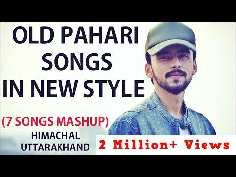 THE PAHARI MASHUP - Lalit Singh | 7 Songs 1 Beat