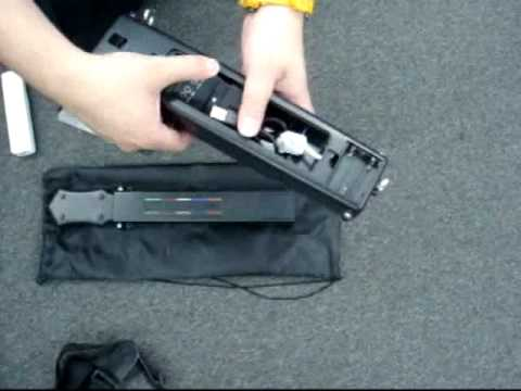 Nexilux Guitar Hero Instrument Is Like Assembling A Sniper Rifle