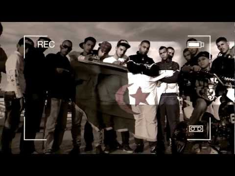 montana family    -     maghreb united ( clip officiel )    by Ipomme27 Studio .